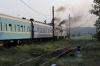 UZ 2TE116-849A/880A depart from Sarata with 686 1620 Odesa Holovna - Izmail