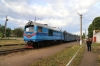 UZ NG TU2-179 pauses at Barshad with 6272 0405 Rudnytsia - Haivoron