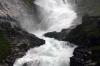 Myrdal - Flam Railway - Kjosfossen Falls