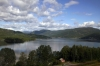 Taken from R61 0805 Oslo Sentral - Bergen between Honefoss & Nesbyen