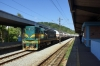 ZS 661116 arrives into Rakovica with a freight