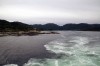 On board the MS Vingtor from Bergen to Balestrand