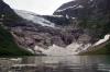Boyabreen Glacier, Fjaerland, Norway