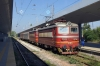 BDZ 44081/44121 at Sofia after arrival with D293 2205 (P) Belgrade - Sofia