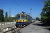 46208 departs Zaharna Fabrika with 361 1515 Sofia - Thessaloniki