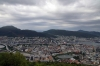 Bergen from the Floibanen Fenicular Railway