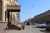 Belarus, Minsk - Independence Avenue near the Minsk Hotel