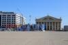 Belarus, Minsk - Octoberplatz, Labour Union Palace of Culture
