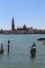 Italy, Venice - Piazza San Marco (St Mark's Square) - Church of San Giorgio Maggiore