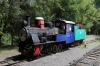 1937 built Russian steam loco #0434 stands derelict at the former site of the Yerevan Children's Railway; which is now encompassed as part of the adjacent amusement park where the remaining TU2 gives train rides as part of the park's offerings