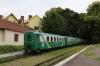 Lviv Children's Railway - Parkova (Park) Station