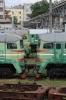 Lviv Works - LDZ 2M62-1005a & 2M62-1195b cab to cab with 2M62-0928b behind