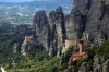 Views from the panorama viewpoint include the Rousanou Monastery, St Nicholas Monastery & the Grand Meteroron