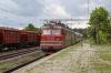 SR 10-695 arrives into Natanebi with 11 0920 Ozurgeti - Tbilisi