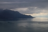 View from Caux on the Montreux - Rochers de Naye line