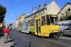 Ukraine, Lviv - Mechnykova Street Tram Stop
