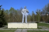 Ukraine, Chernobyl Tour with Solo East - Memorials in Chernobyl Memorial Complex