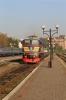 UZ M62-1260 drops down at Chernivtsi to work 968 0830 Chernivtsi - Sokyriani