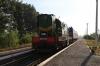 UZ ChME3T-7369 arrives into Mamayivtsi with 956 0900 Chernivtsi - Stefaneshty