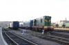 UZ ChME3T-6350 waits to depart Chernivtsi with 961 1835 Chernivtsi - Storozhynets