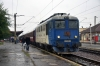 CFR Sulzer 601355 at Nicolina with R6404 1720 Iasi - Barlad
