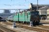 UZ VL80T-2027 (1&2) wait to depart Kyiv Pasazyrski with 148 1620 Kyiv Pasazyrski - Odesa Holovna