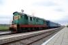 UZ ChME3-2652 departs Nepolokivtsi with 951 0907 Chernivtsi - Vyzhnytsia