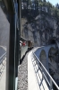 RhB Ge6/6I #414 heads over the Landwasser Viaduct, near Filisur, with 2137 0855 Landquart - Samedan Summer Sunday Special