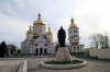 Ukraine, Khodoriv - Church of Sts. Cosmas and Damian (translated from Ukranian)