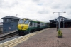 IR201 #220 at Cork after arriving with the 1100 Dublin Heuston - Cork