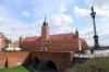 Poland, Warsaw - Royal Castle & Sigismund III Vasa Column
