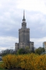 Poland, Warsaw - Palace of Culture & Science