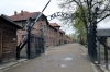 Poland - Entrance to Auschwitz 1 concentration camp