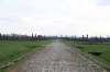 Poland, Auschwitz II - Birkenau - Remains of Section BII; most of this section was destroyed by the retreating Nazi's in an attempt to cover up their crimes