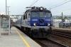 PKP IC EU07-511 arrives into Oswiecim with EC/TLK115 1022 Praha Hlavni Nadrazi - Krakow Glowny