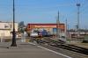 RZD TEM18D-001 brings the stock into Kaliningrad Pas. to form 360 1933 Kaliningrad Pas. - Adler