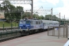 PKP IC EP07-374 at Hrodna, Belarus, after arrival with TLK304 1046 Bialystok - Hrodna