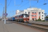 BCh TEP70K-0260/TEP70K-0325 are detached from 606B 1715 (P) Brest - Vitebsk
