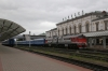 RZD 2M62U-0227A/B at Vitebsk with 039B 1830 Polotsk - Moskva Belorusskaya; having replaced BCh TEP70-0369