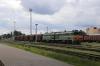 BCh 2TE10MK-3369B/A run through Vitebsk with a freight
