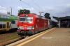 DB Vectron 170054 (on hire to PKP) at Warszawa Zachodnia with EIC1701 1543 Warszawa Wschodnia - Zielona Gora