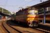 ZSSK 240037 at Bratislava Hlavna Stanica with Os2071 0718 Kuty - Bratislava Nova Mesto