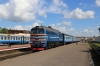 BCh 2M62U-0264A at Mogilev 1 having arrived with 6586 1309 Asipovichy 1 - Mogilev 1