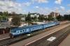 BCh 2M62U-0258B at Mogilev 1 having arrived with 785F 1512 Krichev 1 - Mogilev 1; a train usually worked by a 2-car A/C Pesa DMU