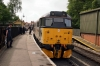 31271 at Pickering during the NYMR diesel gala, waiting to depart with the 1109 Pickering - Grosmont