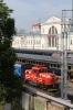 BCh TME3-020 shunts 2 through coaches off 689B 0815 Vitebsk - Gomel to 390B 1215 Minsk - Anapa