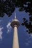 Berlin - Fernsehturm at Alexanderplatz