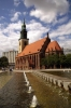 Berlin - Alexanderplatz, St Mary's Church