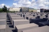 Berlin - Memorial to the Murdered Jews