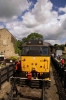 31271 at Pickering during the NYMR diesel gala, having just arrived with the 1024 Grosmont - Pickering